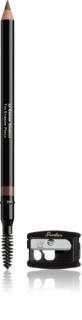 Guerlain The Eyebrow Pencil creion pentru sprancene cu ascutitoare