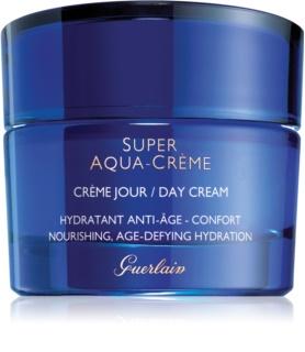 Guerlain Super Aqua подхранващ хидратиращ дневен крем