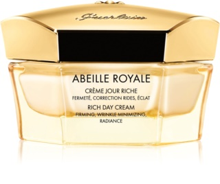 Guerlain Abeille Royale crema hranitoare anti-rid cu efect de întărire