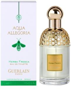 Guerlain Aqua Allegoria Herba Fresca toaletna voda uniseks 75 ml