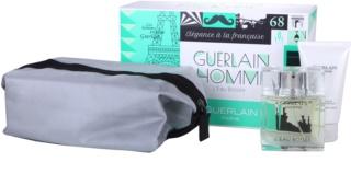 Guerlain Homme L'Eau Boisée set cadou I.