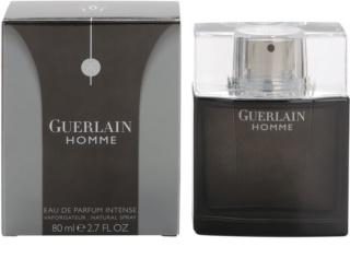 Guerlain Homme Intense parfumska voda za moške 80 ml
