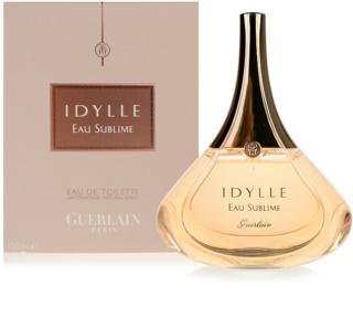 Guerlain Idylle Eau Sublime eau de toilette para mujer 100 ml