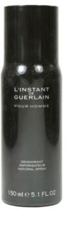 Guerlain L'Instant pour Homme desodorante en spray para hombre 150 ml