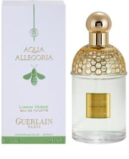 Guerlain Aqua Allegoria Limon Verde woda toaletowa unisex