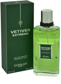 Guerlain Vetiver Extreme Eau de Toilette for Men 100 ml