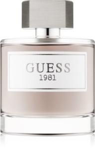Guess 1981 for Men eau de toilette para hombre 100 ml