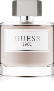 Guess 1981 eau de toilette per uomo 100 ml