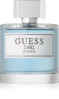 Guess 1981 Indigo eau de toilette per donna 100 ml