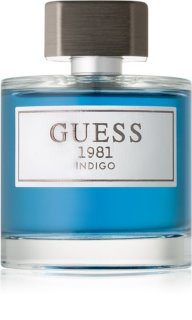 Guess 1981 Indigo eau de toillete για άντρες 100 μλ