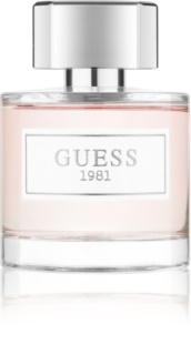 Guess 1981 Eau de Toilette for Women 100 ml