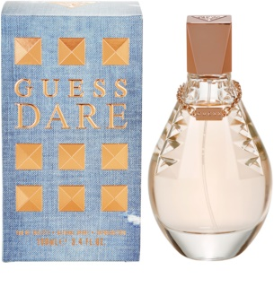 Guess Dare Eau de Toilette für Damen 100 ml