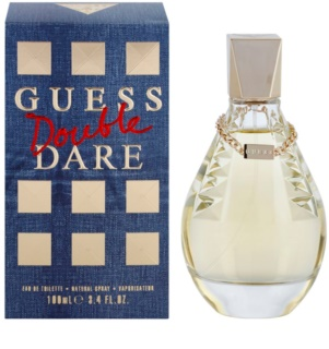 Guess Double Dare Eau de Toilette voor Vrouwen  1 ml Sample