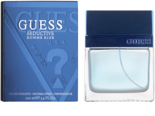 Guess Seductive Homme Blue Eau de Toilette voor Mannen 100 ml