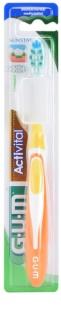 G.U.M Activital Compact зубна щітка середньої жорсткості