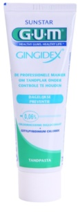 G.U.M Gingidex 0,06% Anti-Plaque Toothpaste for Healthy Gums