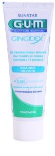 G.U.M Gingidex 0,06% creme dental anti-placa e gengivas saudáveis