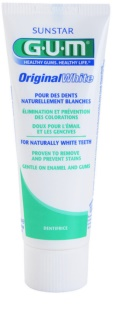 G.U.M Original White dentifrice blanchissant
