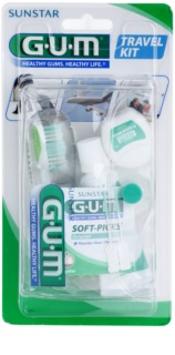 G.U.M Travel Kit set cosmetice I.