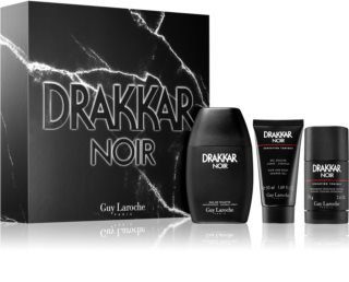 Guy Laroche Drakkar Noir Gift Set VIII. for Men