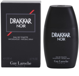 Guy Laroche Drakkar Noir toaletní voda pro muže 200 ml