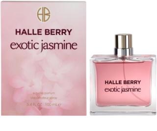 Halle Berry Exotic Jasmine Eau de Parfum voor Vrouwen  100 ml