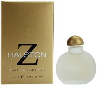 Halston Halston Z Eau de Toillete για άνδρες 7 μλ