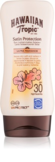Hawaiian Tropic Satin Protection losjon za sončenje SPF 30