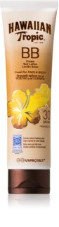 Hawaiian Tropic BB Cream napozó krém SPF 30