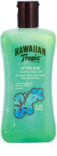 Hawaiian Tropic After Sun Aloe Vera gel para después del sol con efecto refrescante con aloe vera