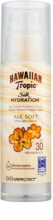 Hawaiian Tropic Silk Hydration Air Soft leite solar SPF 30