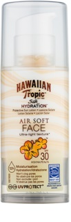 Hawaiian Tropic Silk Hydration Air Soft creme facial protetor SPF 30
