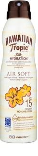Hawaiian Tropic Silk Hydration Air Soft Sun Spray SPF 15