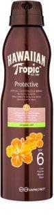 Hawaiian Tropic Protective Waterproof Sun Protection Dry Oil SPF 6