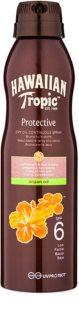 Hawaiian Tropic Protective водостійка захисна суха олійка для засмаги SPF 6