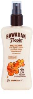 Hawaiian Tropic Protective vodeodolné mlieko na opaľovanie SPF 20