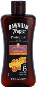 Hawaiian Tropic Protective huile sèche solaire protectrice SPF 6