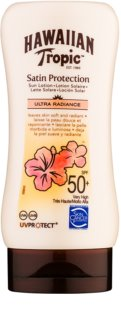 Hawaiian Tropic Satin Protection αντηλιακό γάλα SPF 50+