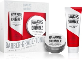 Hawkins & Brimble Natural Grooming Elemi & Ginseng Cosmetic Set II. for Men