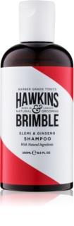 Hawkins & Brimble Natural Grooming Elemi & Ginseng Shampoo  voor het Haar