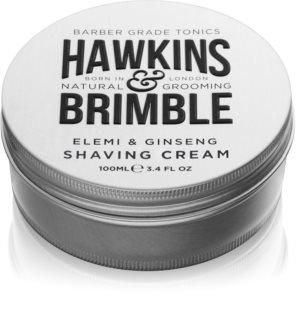 Hawkins & Brimble Natural Grooming Elemi & Ginseng Scheercrème