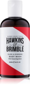 Hawkins & Brimble Natural Grooming Elemi & Ginseng Douchegel