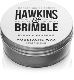 Hawkins & Brimble Natural Grooming Elemi & Ginseng Beard Wax