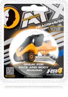HeadBlade ATX електробритва для голови для тіла та обличчя