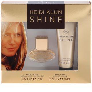 Heidi Klum Shine Gift Set  II.