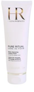 Helena Rubinstein Pure Ritual Deep Cleansing Creamy Foam for All Skin Types
