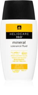 Heliocare 360° μεταλλικό προστατευτικό υγρό για πρόσωπο SPF 50