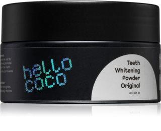 Hello Coco Sweet Mint aktivní uhlí na bělení zubů