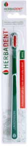 Herbadent Dental Care Toothbrush with a Short Head Soft