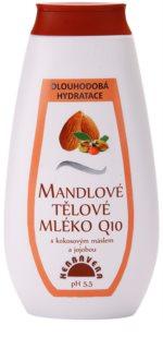 Herbavera Body hydratační tělové mléko s mandlovým olejem